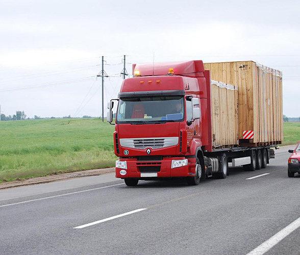 Техника безопасности при перевозке грузов